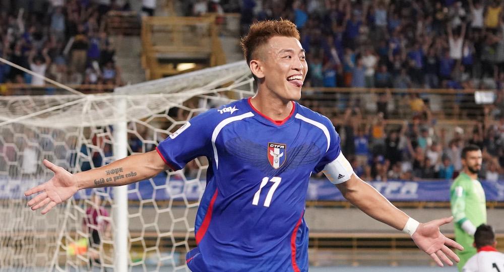 台灣足壇的先鋒  陳柏良  超越自我志在傳承